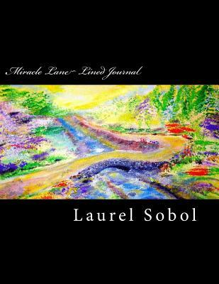 Miracle Lane Lined Journal