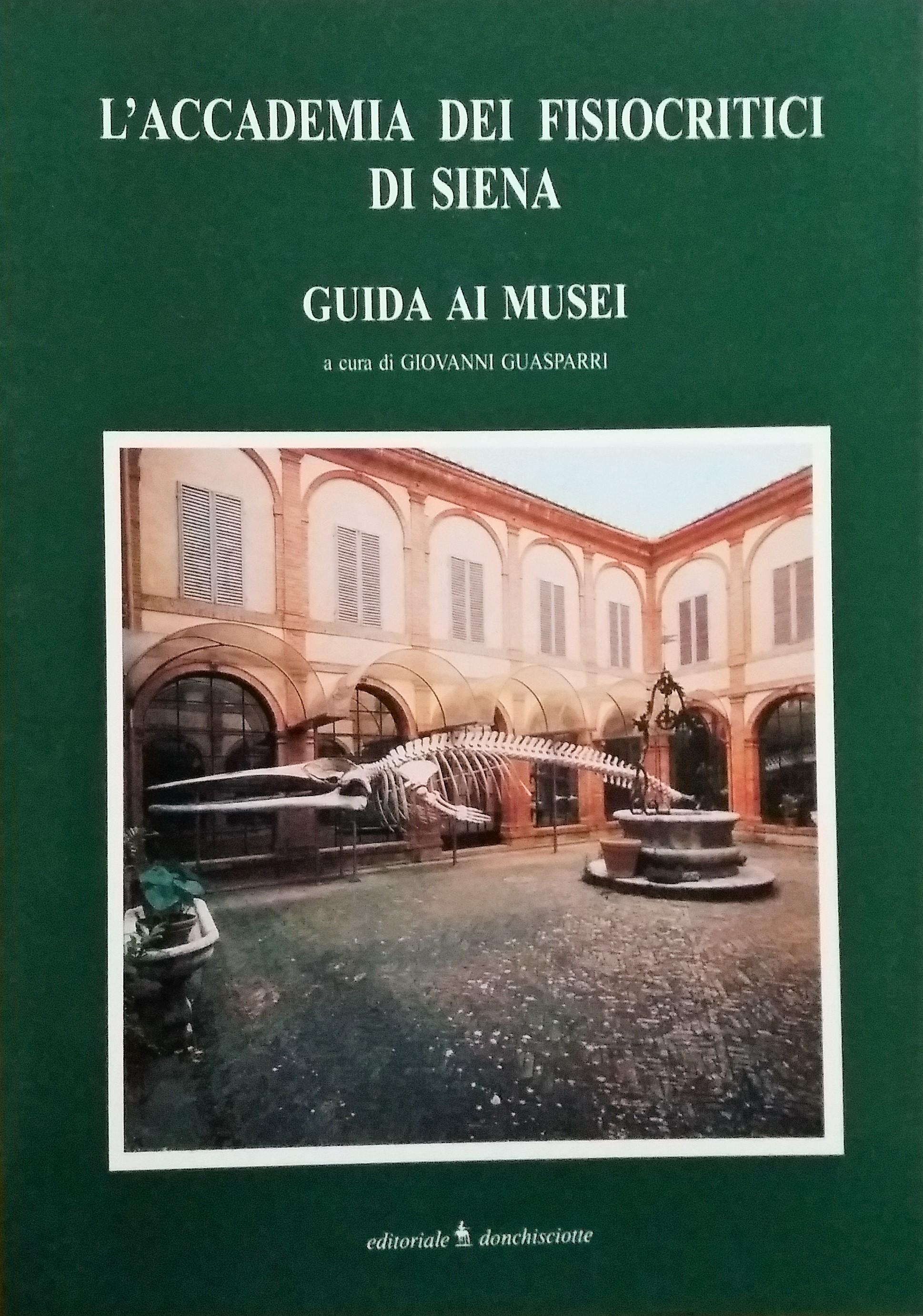 L'Accademia dei Fisiocritici di Siena
