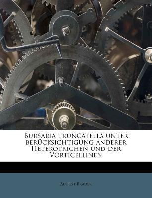 Bursaria Truncatella...