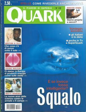 Quark: Il piacere di saperlo n. 30