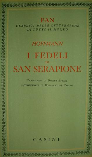 I fedeli di San Serapione