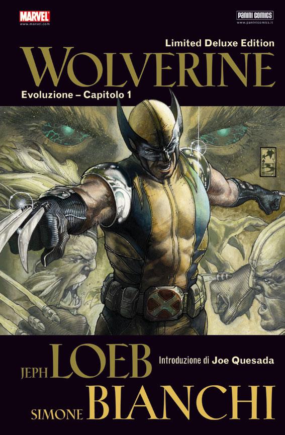 Wolverine: Evoluzion...