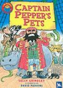 Captain Pepper's pet...