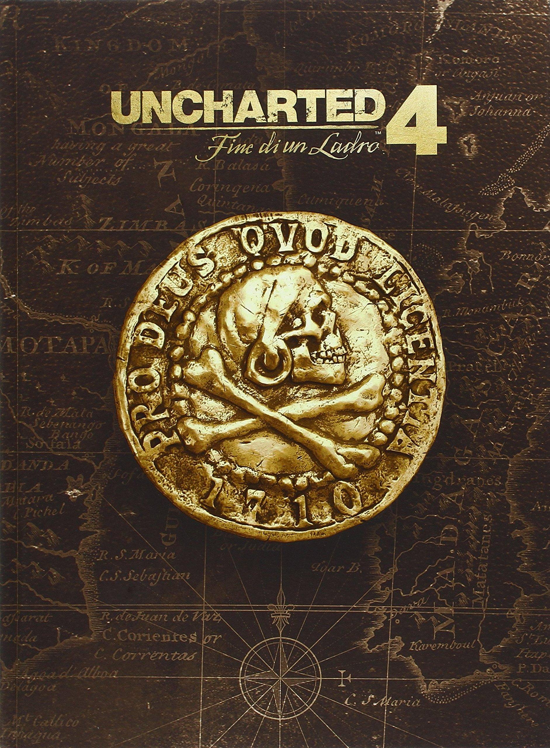 Uncharted. Fine di un ladro. Guida strategica ufficiale da collezione in italiano