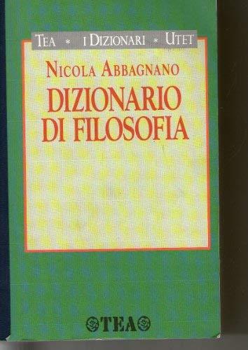 Dizionario di filoso...