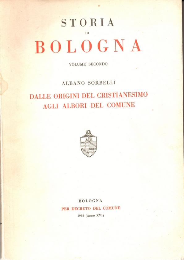 Storia di Bologna - Vol. II