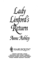 Lady Linford's Return