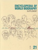 Encyclopedia of World Biography: Supplement A-Z [2001