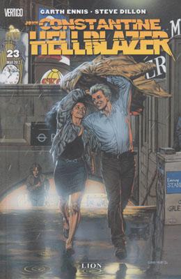 Hellblazer n. 23