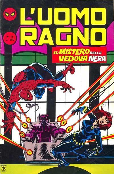 L'Uomo Ragno (2a serie) n. 15