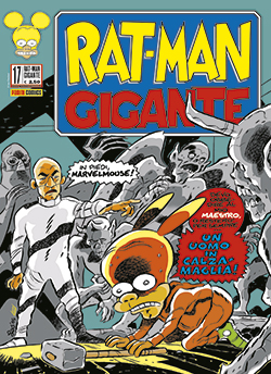 Rat-Man Gigante n. 1...