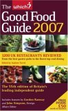 The Which? Good Food Guide 2007