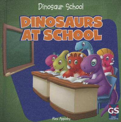 Dinosaurs at School