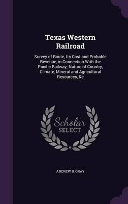 Texas Western Railroad