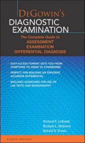 DeGowin's Diagnostic Examination