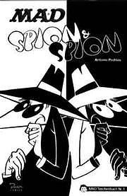 Spion & Spion.  MAD Taschenbuch, Bd.1