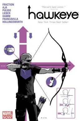 Hawkeye: Oversized Hc (Marvel Now) Volume 1
