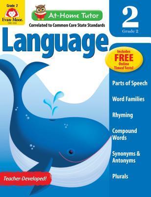 At Home Tutor Language, Grade 2