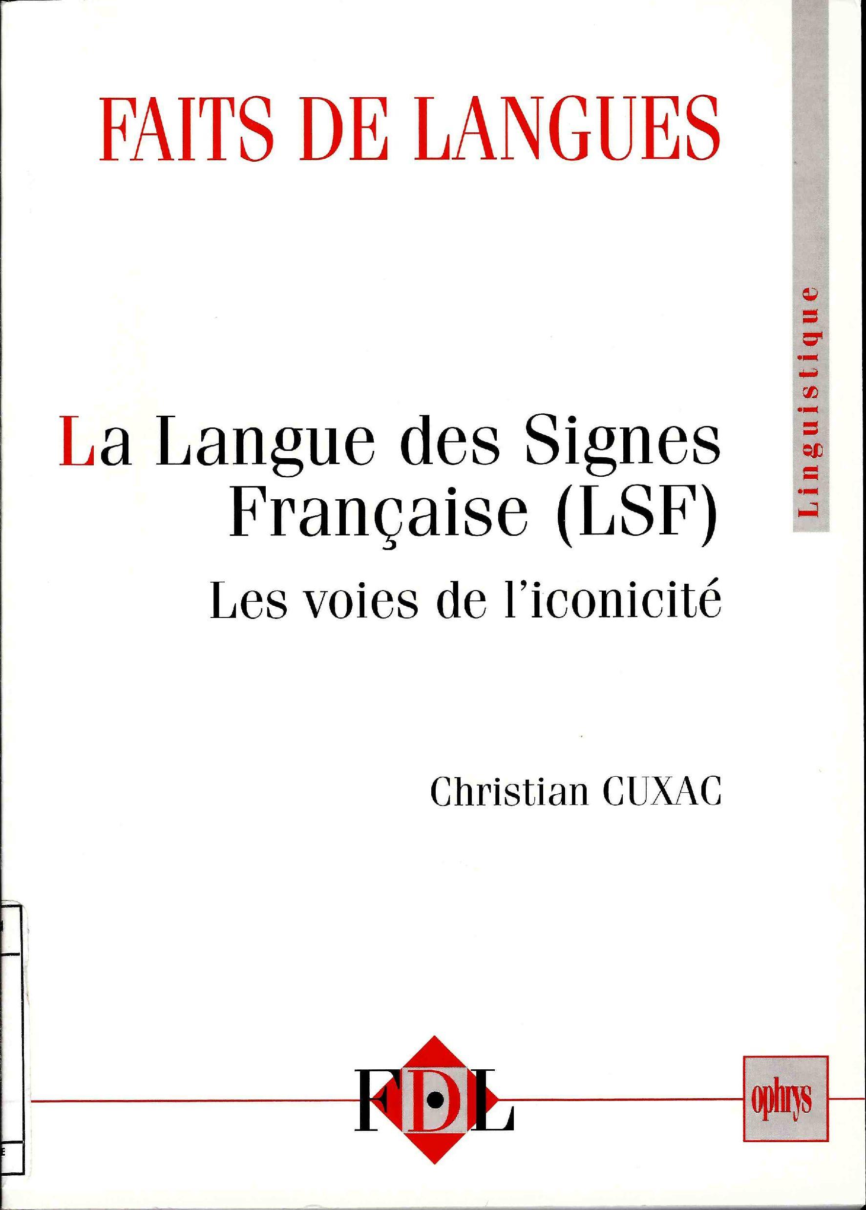 Faits de langues N° 15-16