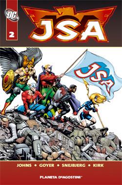 JSA Nº 02
