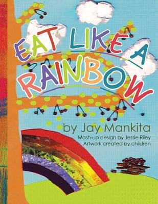 Eat Like a Rainbow Coloring Book