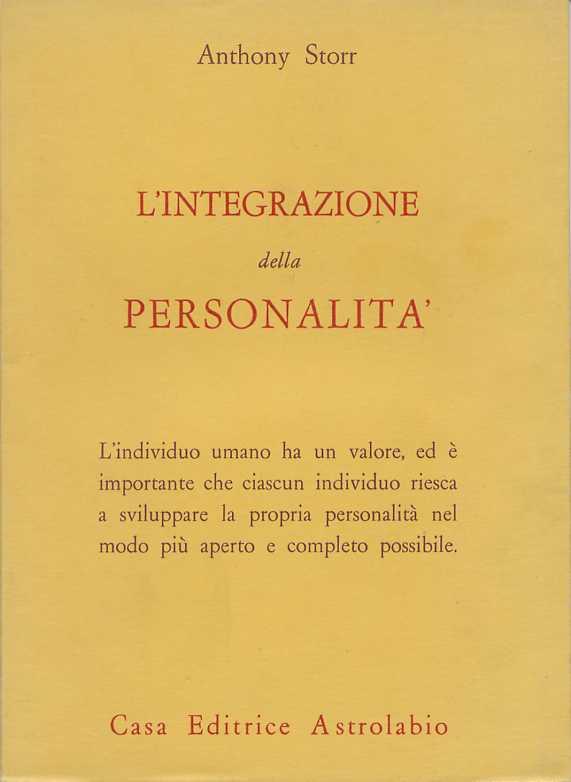 L' integrazione della personalità