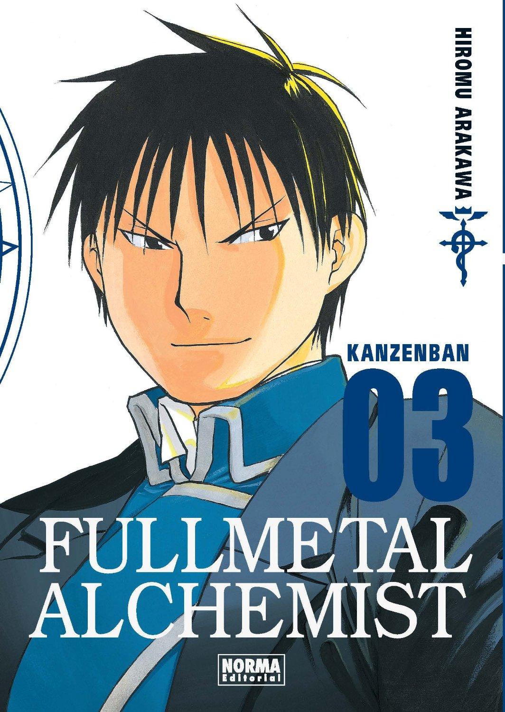 Fullmetal Alchemist Kanzenban #3