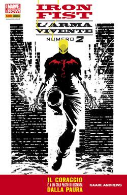 Iron Fist: L'arma vivente #2