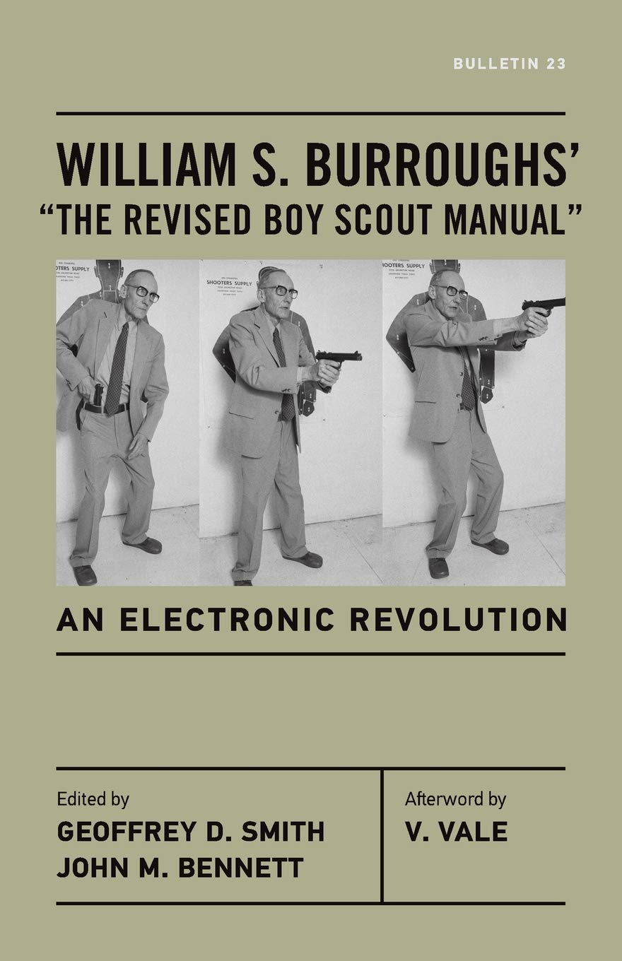 "William S. Burrough's ""The Revised Boy Scout Manual"""