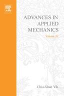 Advances in Applied Mechanics