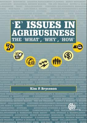E' Issues in Agribusiness