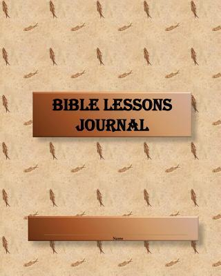 Bible Lessons Journal