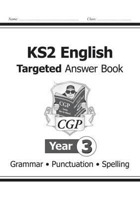 KS2 English Answers for Targeted Question Books