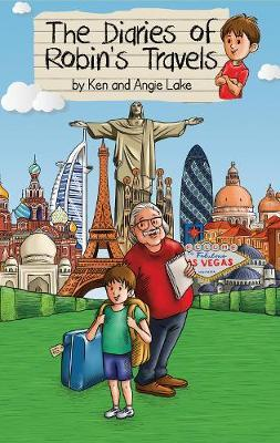 The Diaries of Robin's Travels 10 Book Set (London, Paris, Barcelona, Venice, Istanbul, St Petersburg, Agra, Dubai, Las Vegas, Rio de Janeiro)