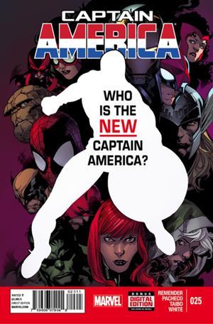 Captain America Vol.7 #25
