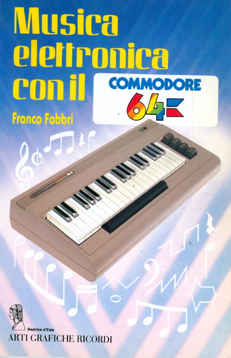 Musica elettronica con il Commodore 64