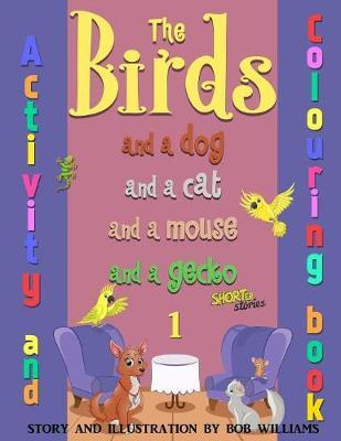 The Birds, Colouring and Activity Book