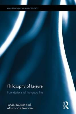 Philosophy of Leisure