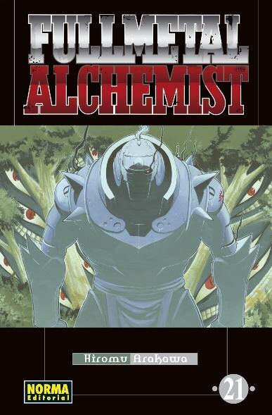 Fullmetal alchemist #21 (de 27)