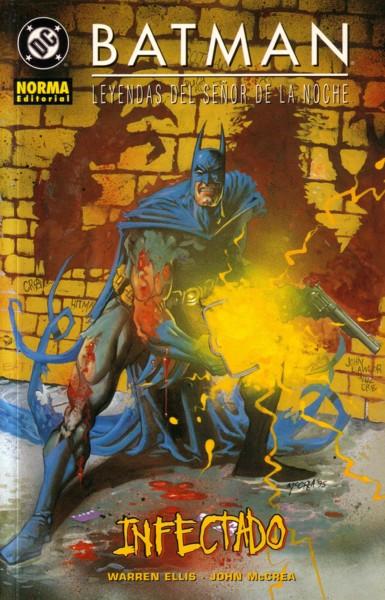 Batman. Leyendas del señor de la noche: Infectado