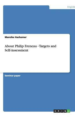 About Philip Freneau - Targets and Self-Assessment