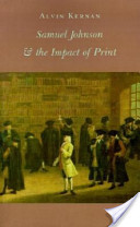 Samuel Johnson and the Impact of Print