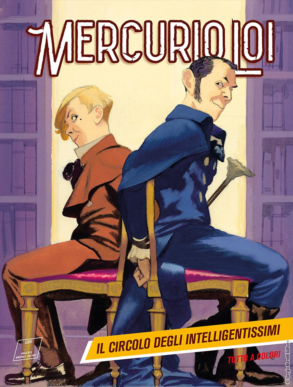 Mercurio Loi n. 11