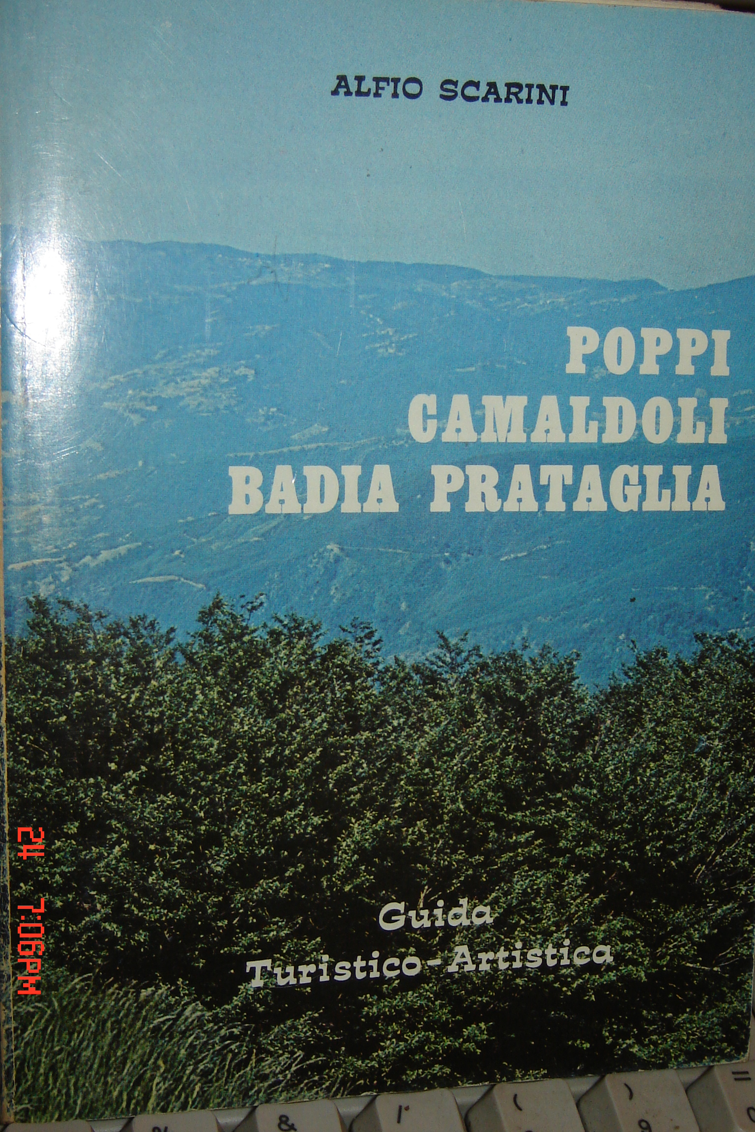 Poppi Camaldoli Badia Prataglia