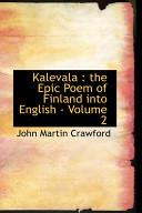 Kalevala: The Epic P...