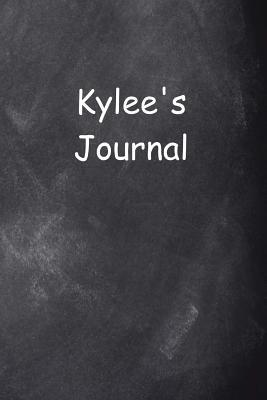 Kylee Personalized Name Journal Custom Name Gift Idea Kylee
