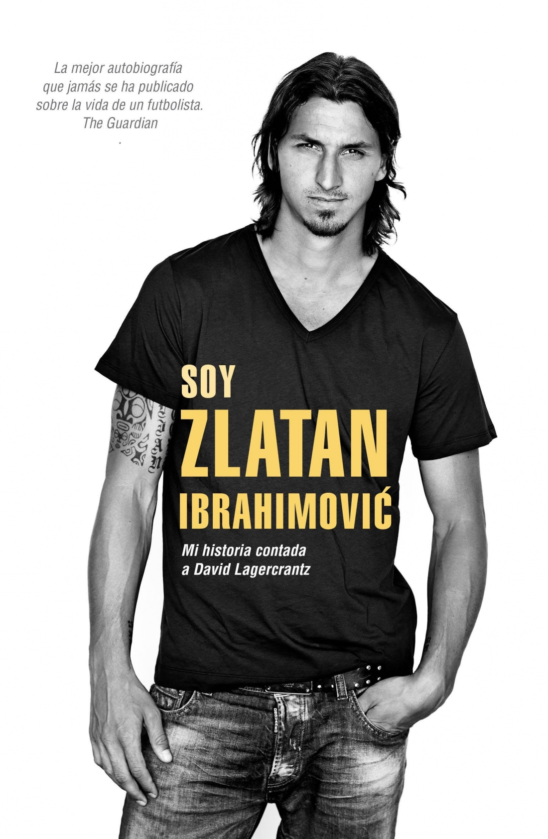 Soy Zlatan Ibrahimov...