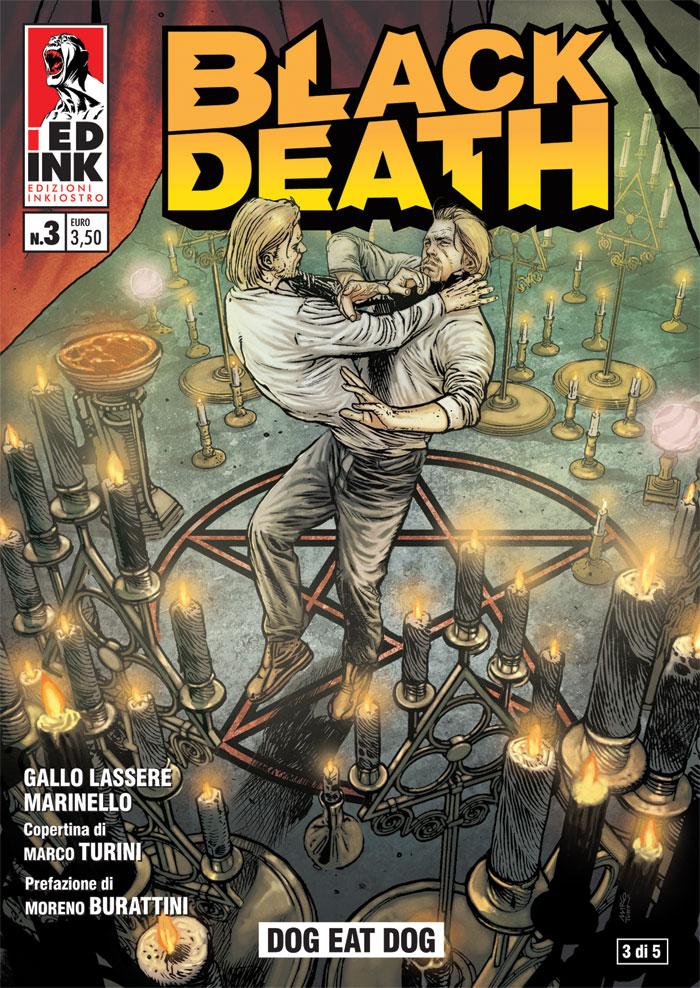 Black Death n. 3