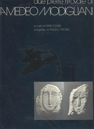 Due pietre ritrovate di Amedeo Modigliani