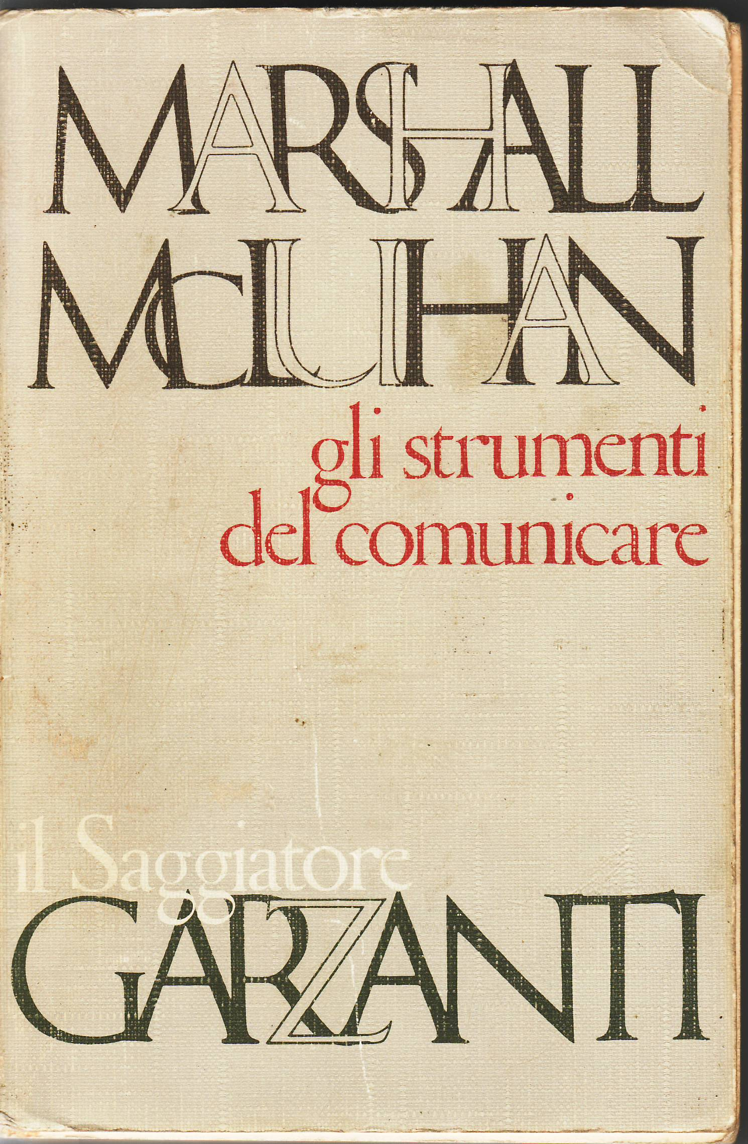 mcluhan gli strumenti del comunicare  Gli strumenti del comunicare - Marshall McLuhan - 24 recensioni ...